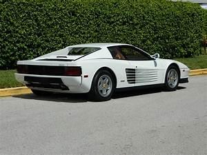The Real Wolf Of Wall Street's White Ferrari Testarossa ...