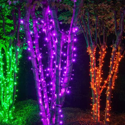 wide angle mm led lights  mm purple led halloween