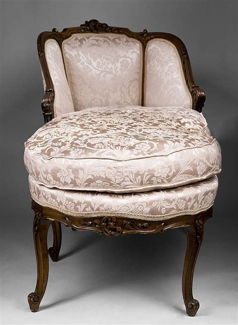 chaise cannée louis xv louis xv 19th c chaise lounge or chaise longue