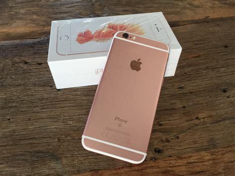 iphone 6s rose goud zonder