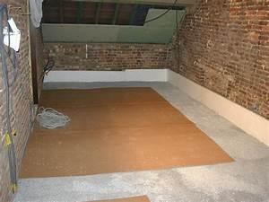 Isoler Un Sol : mortier isolant ou mousse polyur thane projet e pour isoler un sol ~ Melissatoandfro.com Idées de Décoration