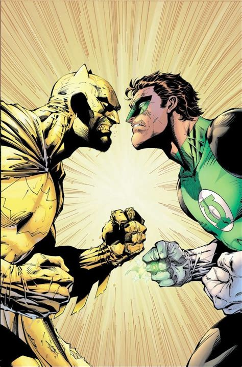 batman vs green lantern comic community gallery of comic
