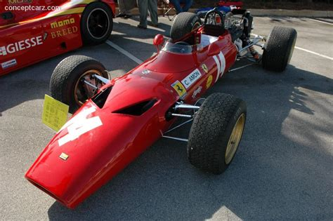 The 300 bhp engine was installed in a beefed up version of the chassis used in the previous season to create the ferrari 312 f1. 1968 Ferrari Dino 166 F2 Image. Chassis number 0004. Photo ...