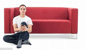 What does your sofa sitting position say about your for How to sit comfortably on the floor