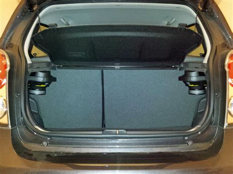 kicker 6x9 quot rear speaker install chevy spark ev forum