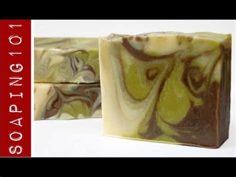 churn swirl soap making technique youtube