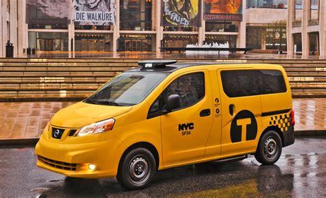 2018 Nissan Nv200 Taxi Photo