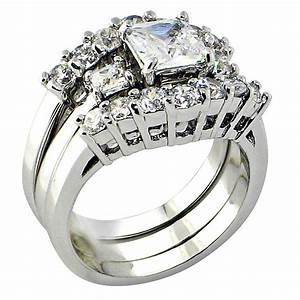 3 piece wedding ring sets cheap weddingsringsnet for 3 piece wedding ring sets cheap