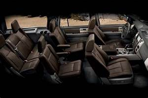 2017 Ford Expedition King Ranch U00ae Interior In Mesa Brown