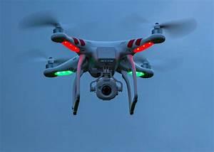 Drones Taking Flight