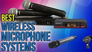 6 Best Wireless Microphone Systems 2017