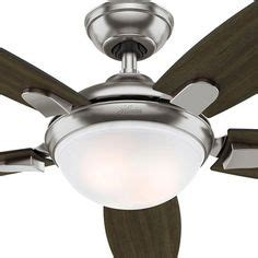 douglas contempo ceiling fan 1000 ideas about brushed nickel on mini