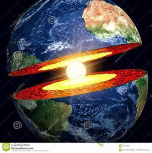 Surface De La Terre : c est le noyau de la terre qui r chauffe notre plan te et ~ Dailycaller-alerts.com Idées de Décoration