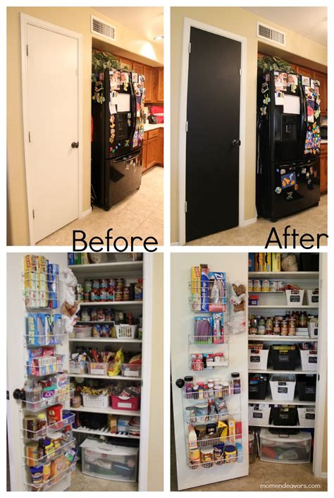 kitchen closet pantry ideas pantry organization makeover