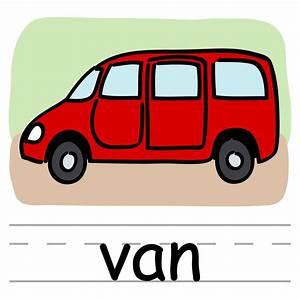Van Cartoon Clipart - Clipart Suggest