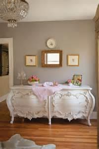 Elegant Baby Nurseries by Sophisticated Pink And Grey Vintage Baby Nursery