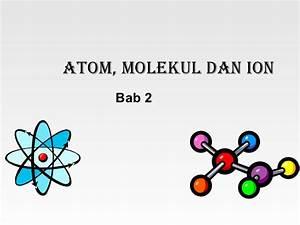 Atom,molekul dan ion