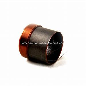 China Hot Sale Flat Wire Speaker Voice Coil