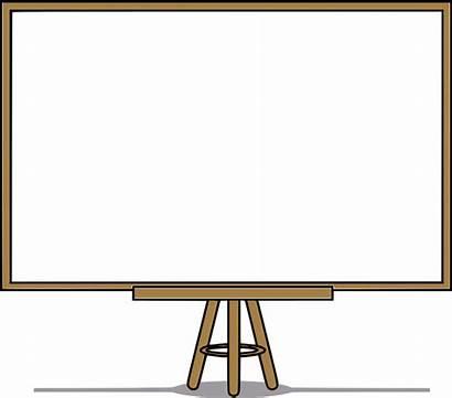 Whiteboard Board Blank Presentation Pixabay Graphic Vector