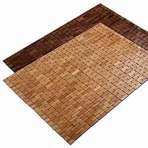 Tapis Bambou Casa : casa pura bambusmatte mia badematte saunamatte aus bambus 60x90cm zwei farben ~ Teatrodelosmanantiales.com Idées de Décoration