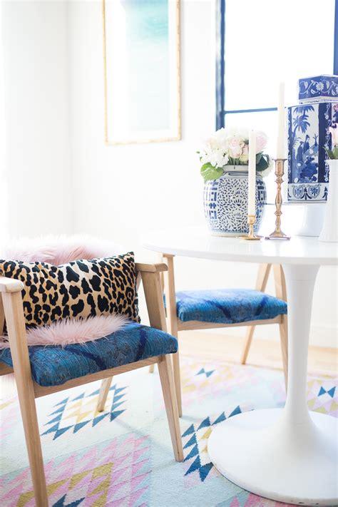 rooms  love home  modern glam breakfast nook cc