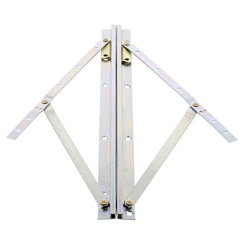 whitco  mm friction window stays galv access hardware door hardware