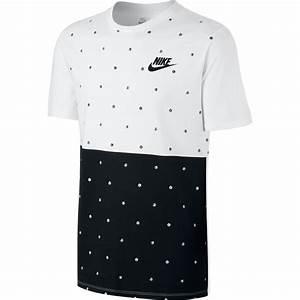 T Shirt Pour Homme : tee shirt nike polka dot pour homme ekinsport ~ Farleysfitness.com Idées de Décoration