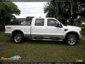 2008 Ford F250 Super Duty King Ranch Crew Cab 4x4 Oxford