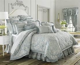 light blue comforter sets