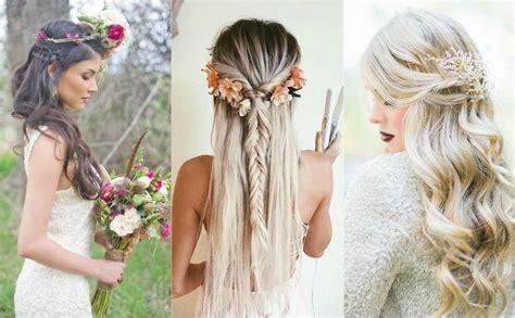 coiffure bohème mariage coiffure mariage extravagante