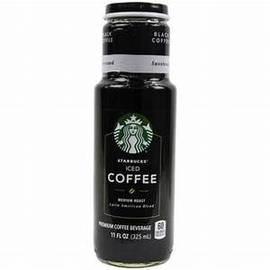 Starbucks Iced Black Coffee | Dining