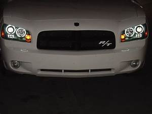 2006-2010 Dodge Charger Projector Headlights