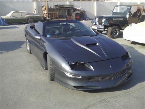 camaro painted gunmetal grey ls1tech camaro and
