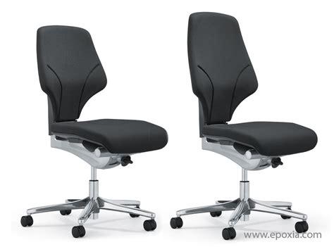 chaise bureau sans accoudoir fauteuil bureau sans accoudoir table de lit a roulettes