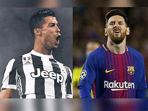 LDC Lionel Messi Provoque Cristiano Ronaldo
