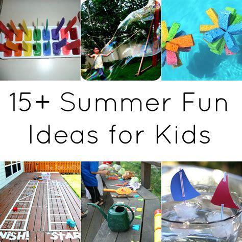 summer ideas fun themes for kids myideasbedroom com