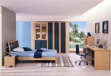 cool  contemporary boys bedroom ideas  blue