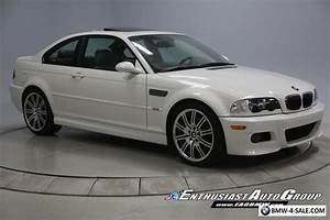2005 Bmw M3 Manual Coupe For Sale In United States