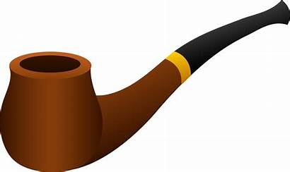 Pipe Clip Clipart Cigar Smoking Tobacco Sherlock