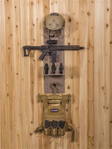 pin  weapon storage