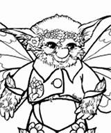 Coloring Moth Puppets sketch template