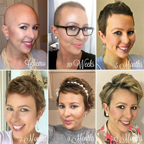 hairstyles  cancer survivors wavy haircut