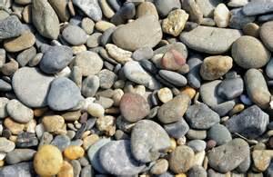 Stone Beach Pebbles Texture
