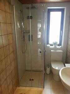 Kleines Bad Dusche : gerd nolte heizung sanit r badezimmer teilrenovierung dusche und stand wc ~ Markanthonyermac.com Haus und Dekorationen