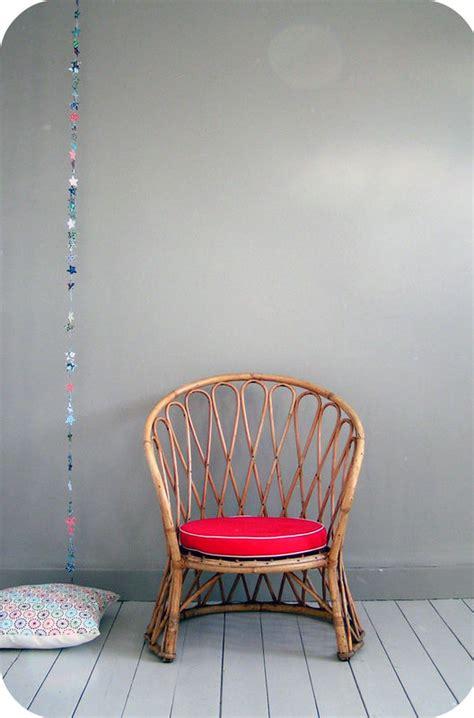 coussin pour fauteuil en rotin ou osier maison design
