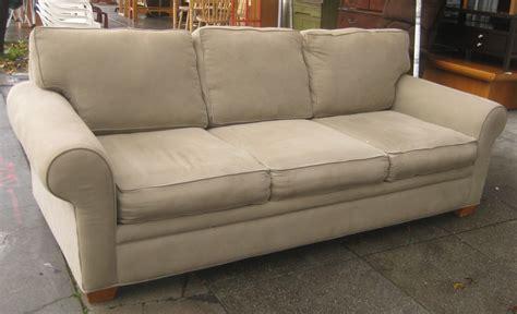 furniture chenille sofa beige microfiber