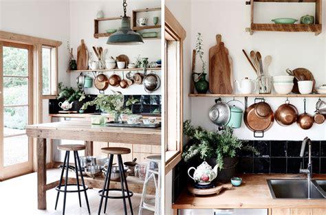 cuisine cuivre le cuivre un indémodable en matière de décoration