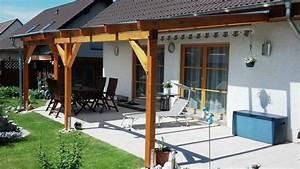 Terrassen berdachung und terrassengestaltung bei leipzig for Terrassenüberdachung bilder