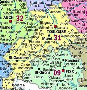Leboncoin 31 Haute Garonne : carte g ographique de la haute garonne ~ Dailycaller-alerts.com Idées de Décoration