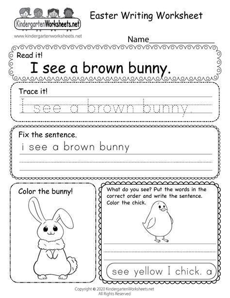 writing worksheet  beginners  worksheet blog